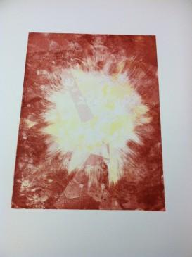 Explosion print