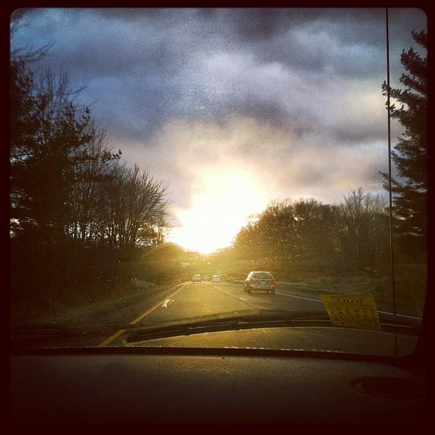 Driving forever...