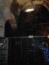 Wine cellar built in 80 CE