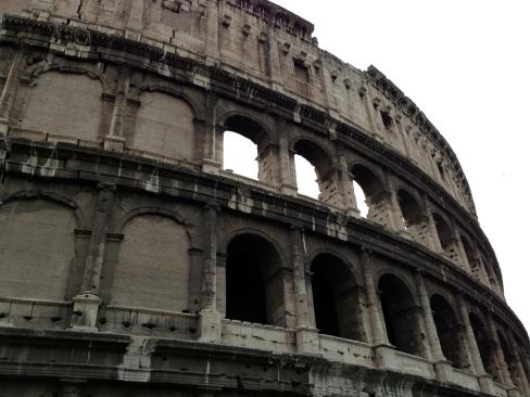 Coliseum close