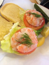 Shrimp Sliders from The Canteen