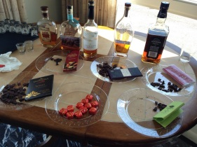 Chocolate and Whiskey Tasting